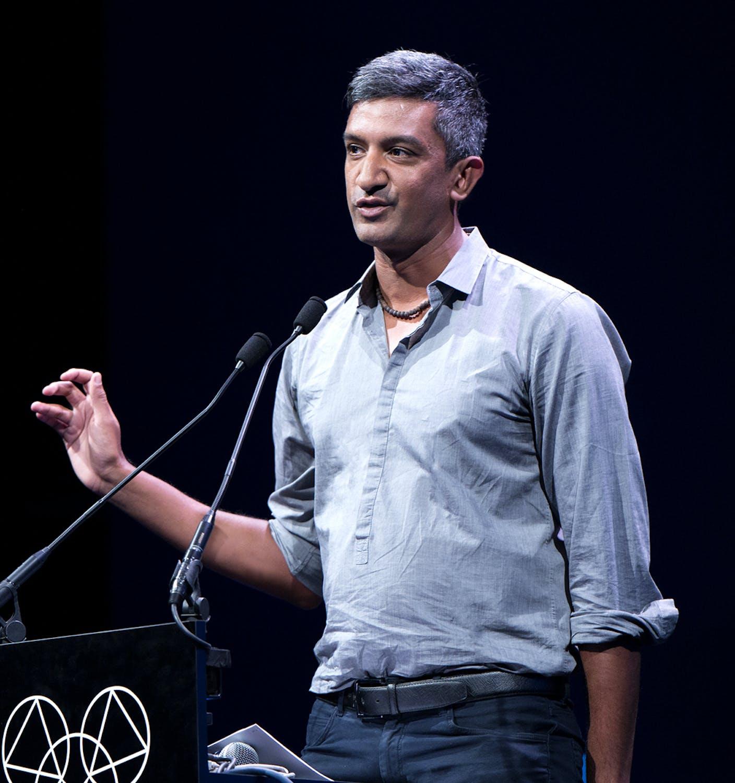 Ramesh Srinivasan, UCLA Professor of Information Studies and Digital Media Arts