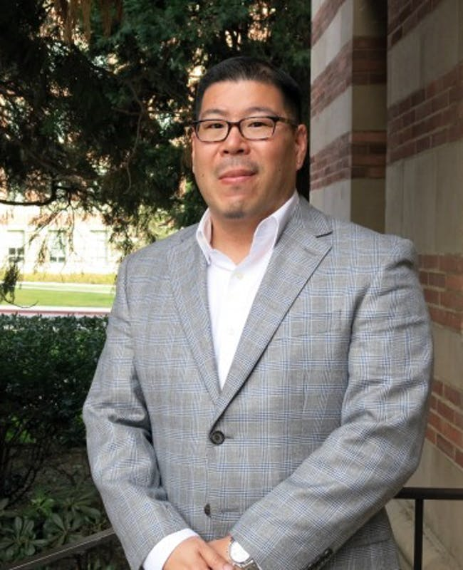 Professor Robert Teranishi co-directs the Institute for Immigration, Globalization, and Education at UCLA.