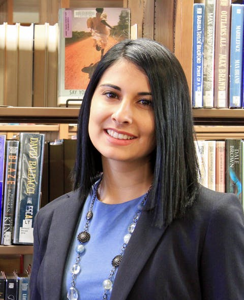 Lauren Trujillo IS Alumni