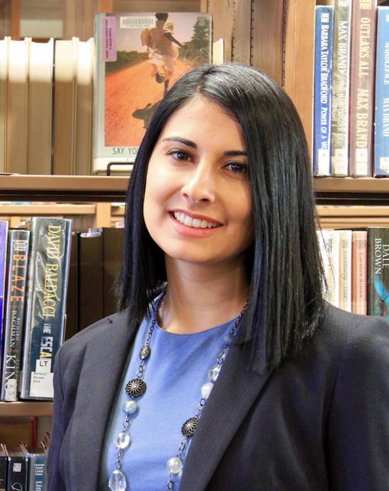 Alumni Lauren Trujillo