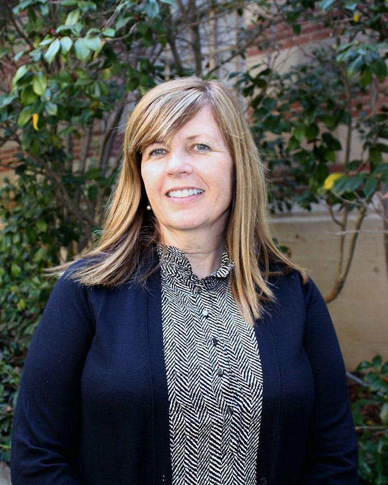 Anne J. Gilliland, Associate Dean for Information Studies