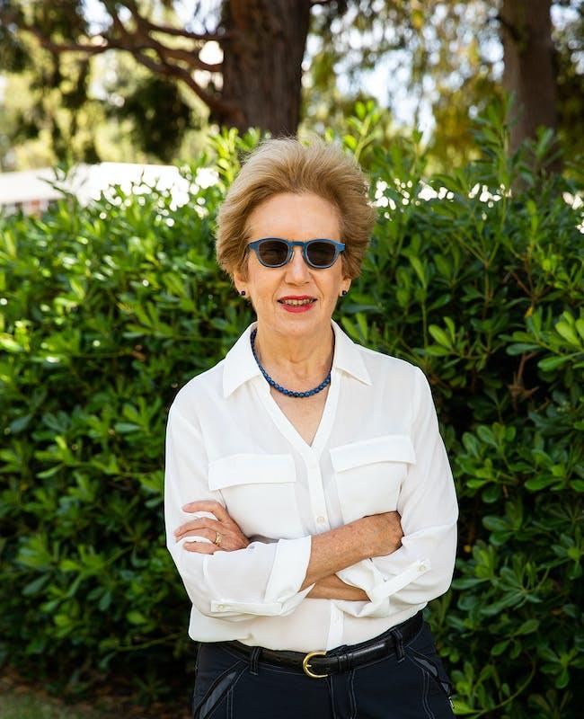 Christine Borgman, distinguished research professor