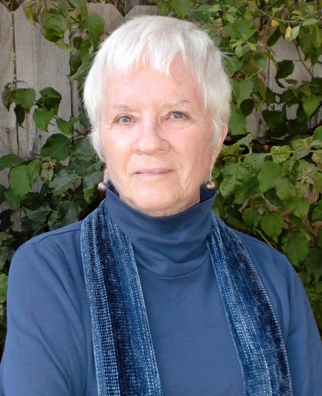 Sandra Harding, distinguished research professor emerita