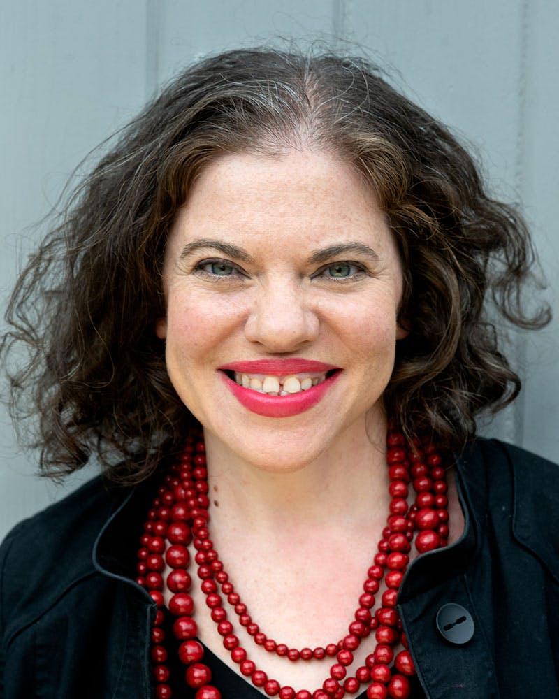 Assistant professor Miriam Posner