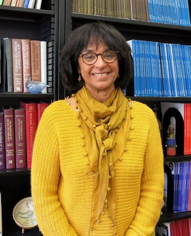 Sandra Graham, distinguished professor in the Department of Education