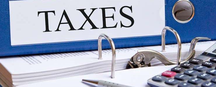 Les taxes dans le bail professionnel