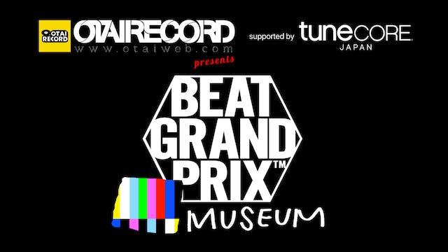『BEAT GRAND PRIX MUSEUM 2021』をU-NEXT独占で無料配信決定!
