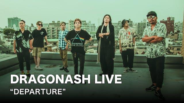 "Dragon Ash 7人編成のラストを飾る「DRAGONASH LIVE ""DEPARTURE""」をU-NEXTでライブ配信決定"