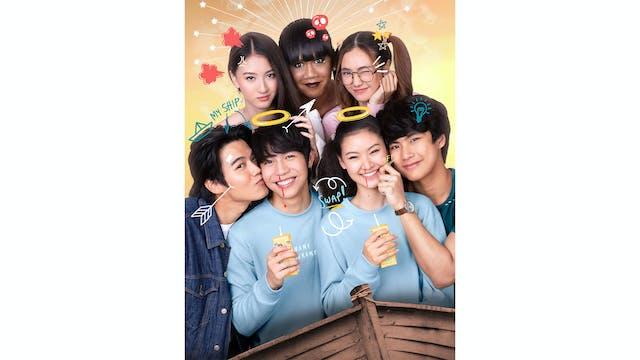 人気タイドラマ『The Shipper』を9月1日よりU-NEXTで配信決定!