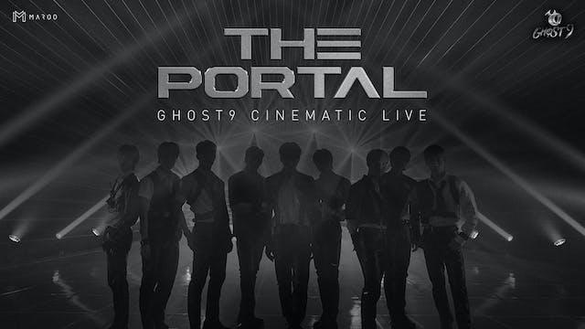 GHOST9のスペシャルコンサート『GHOST9 CINEMATIC LIVE<THE PORTAL>』をU-NEXT独占で配信開始