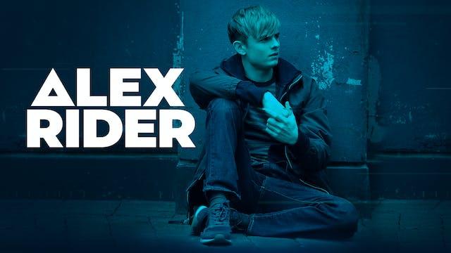 U-NEXT、米SPE製作ドラマ『アレックス・ライダー(原題)』において日本のローンチパートナーに決定