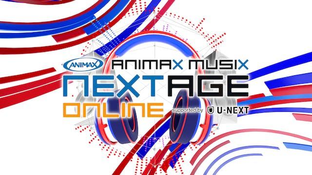 U-NEXTで『ANIMAX MUSIX NEXTAGE ONLINE』の独占配信スタート!本公演に進出決定のHappy Around!とMia REGINAからコメント到着