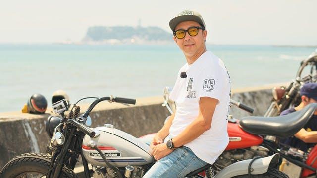 おぎやはぎ矢作出演、バイク好きのための新番組『TOKYO BB』をU-NEXT独占配信!
