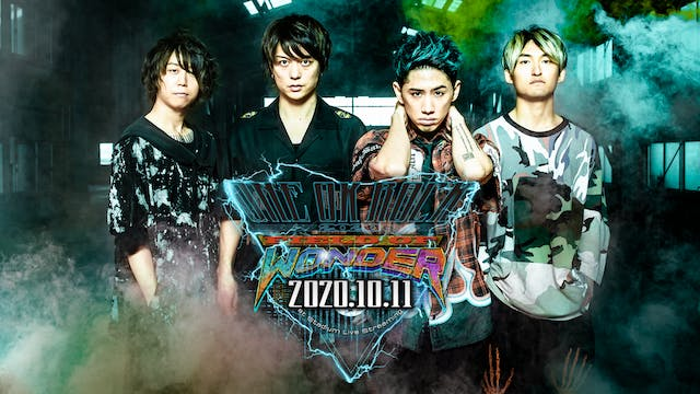 ONE OK ROCK Official Live Streaming Site&U-NEXT国内独占!ONE OK ROCK初のオンラインライブをライブ配信決定