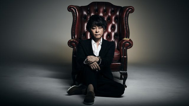 河村隆一のソロライブ『Best of Ryuichi Kawamura Live 2021』をU-NEXT独占でライブ配信決定!