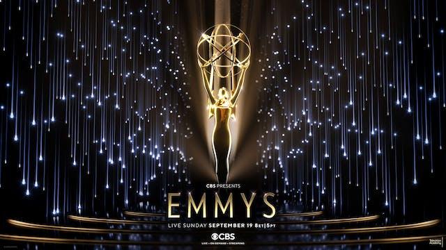 速報!第73回エミー賞、U-NEXTにて独占配信決定。9月20日(月)にレッドカーペット及び授賞式を生中継。