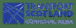 Transport Scotland Còmhdhail Alba - Logo