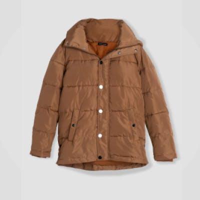 puffer coat nav