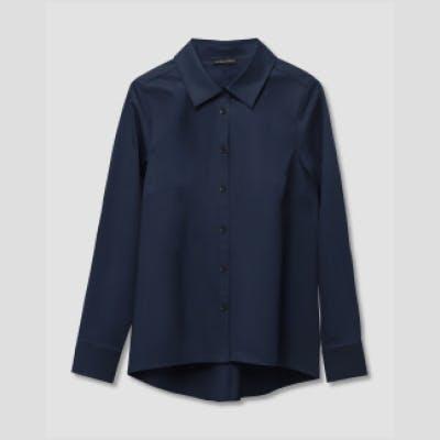 tops nav blouses
