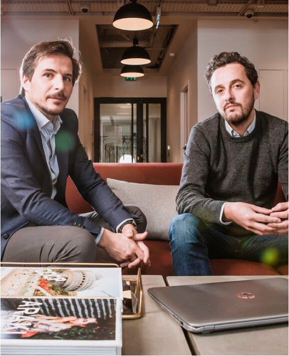 Jérôme Copolata & Clément Guillemin