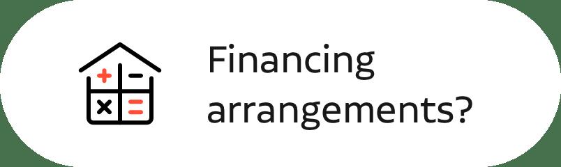 Financiación de la compra de inmuebles?