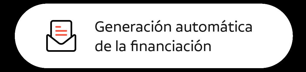 generacion de financiacion