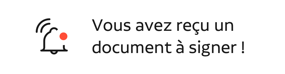 nouveau document a signer