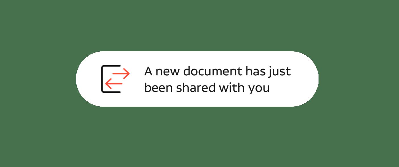 new document