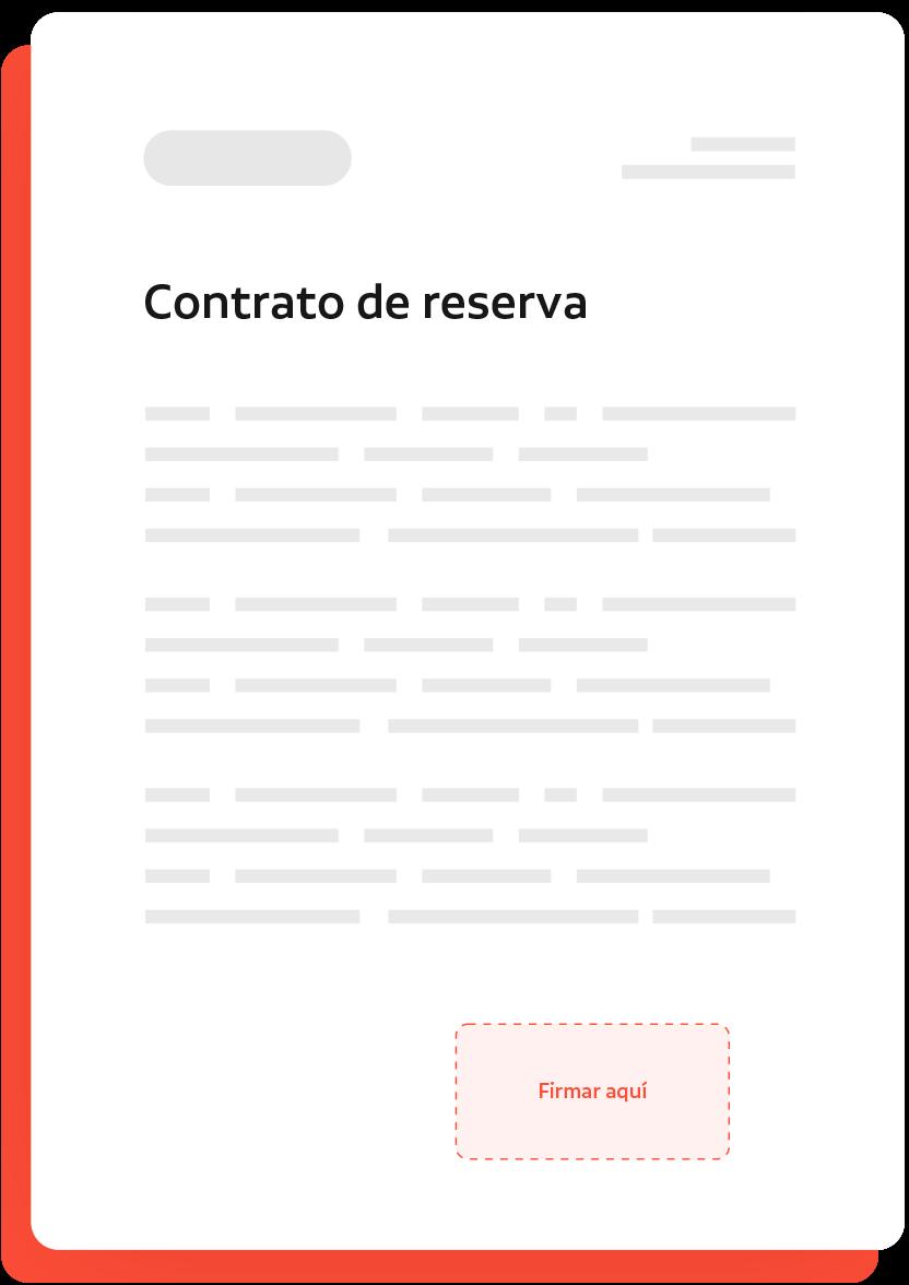 contrato de reserva unlatch