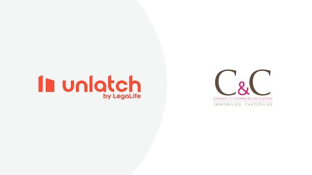 Unlatch x Conseil & Commercialisation