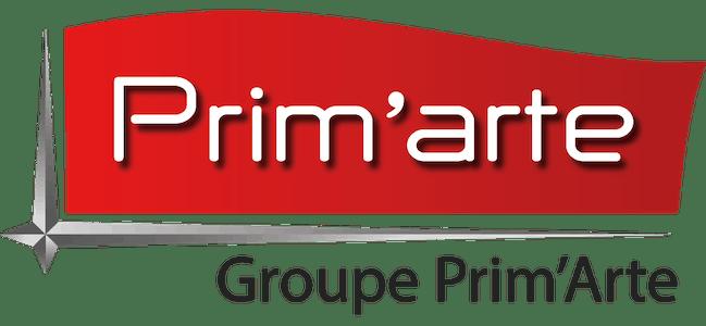 logo prim arte promoteur immobilier
