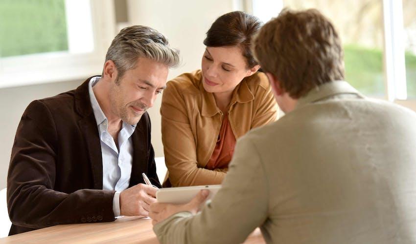 signature notaire vente immobiliere