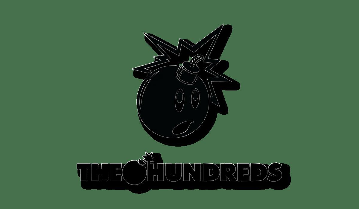 The Hundreds Adam Bomb Logo