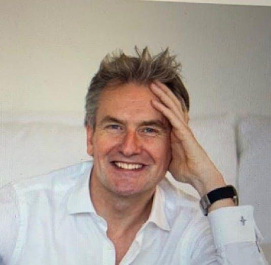 Simon McLoughlin photo