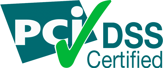 PCI/DSS certified image