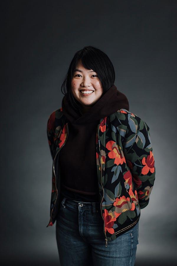 Beatrice Huang Headshot