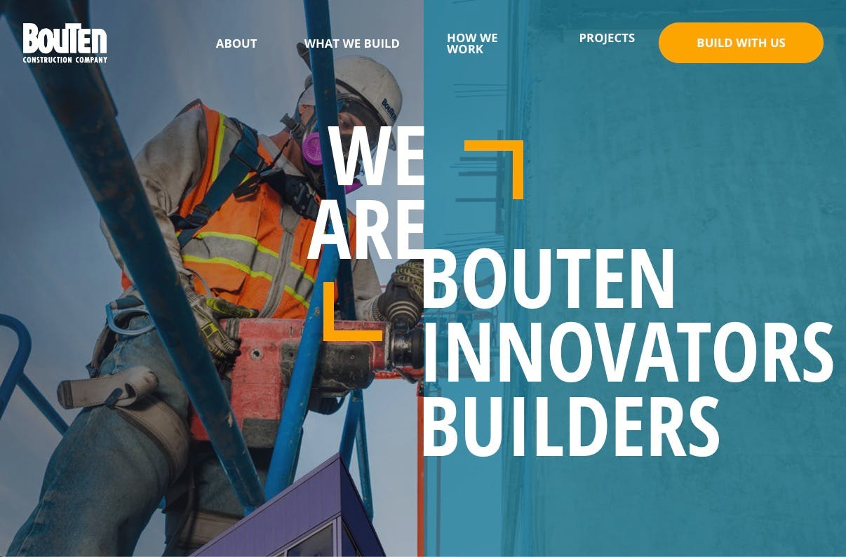 Bouten Construction screenshot