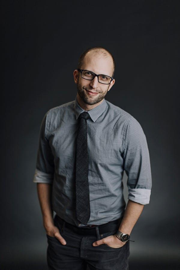 Jared Novack Headshot