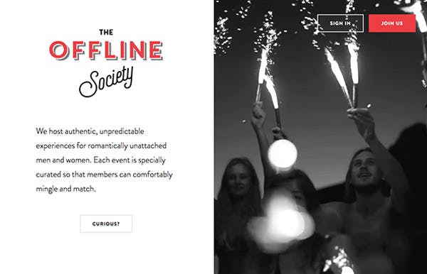 The Offline Society screenshot