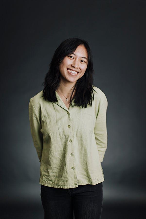 Caitlin Wang Headshot
