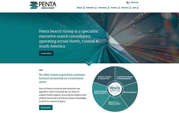 Penta Search Group screenshot