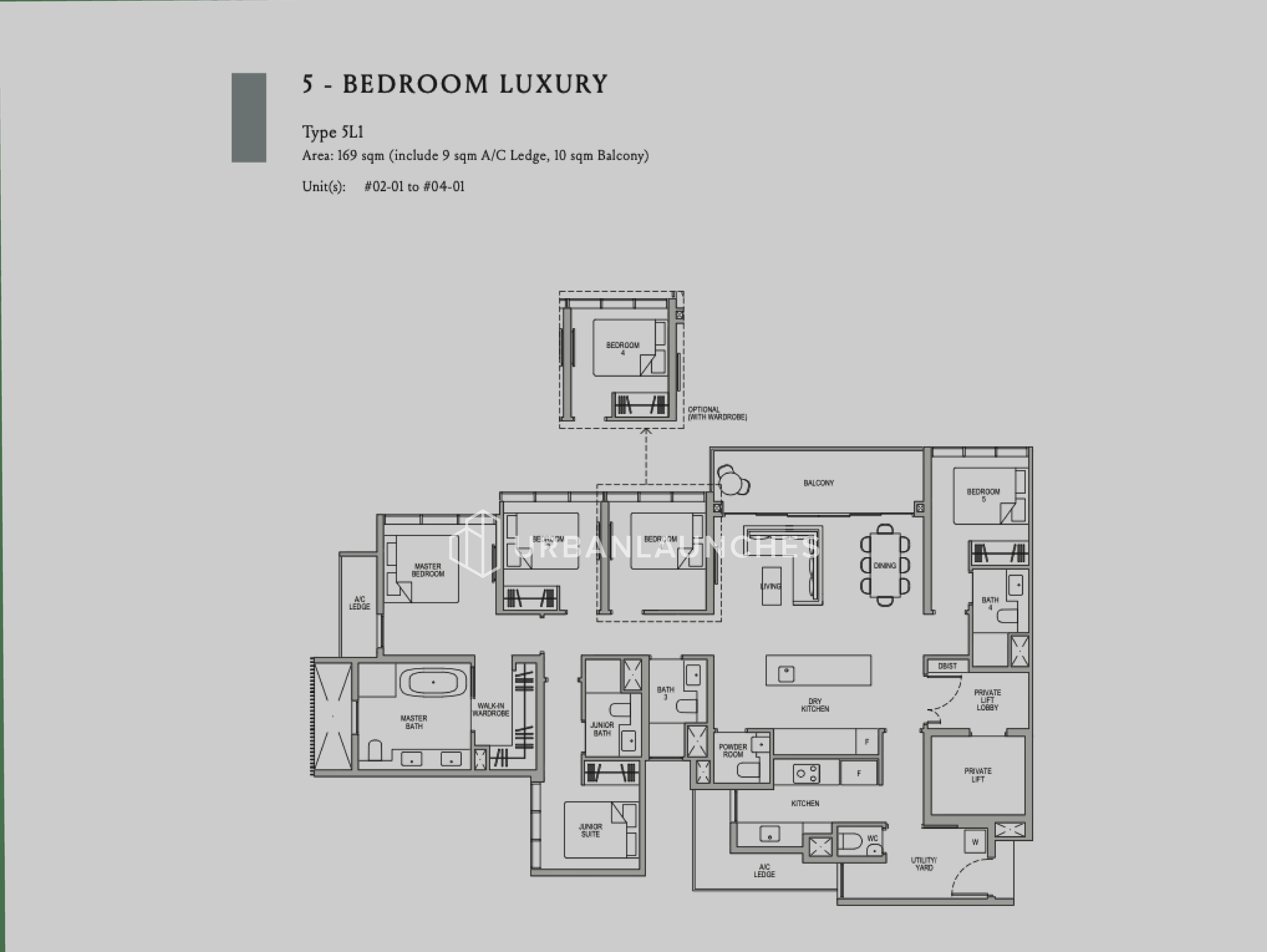 Kopar At Newton - 5 Bedroom Luxury