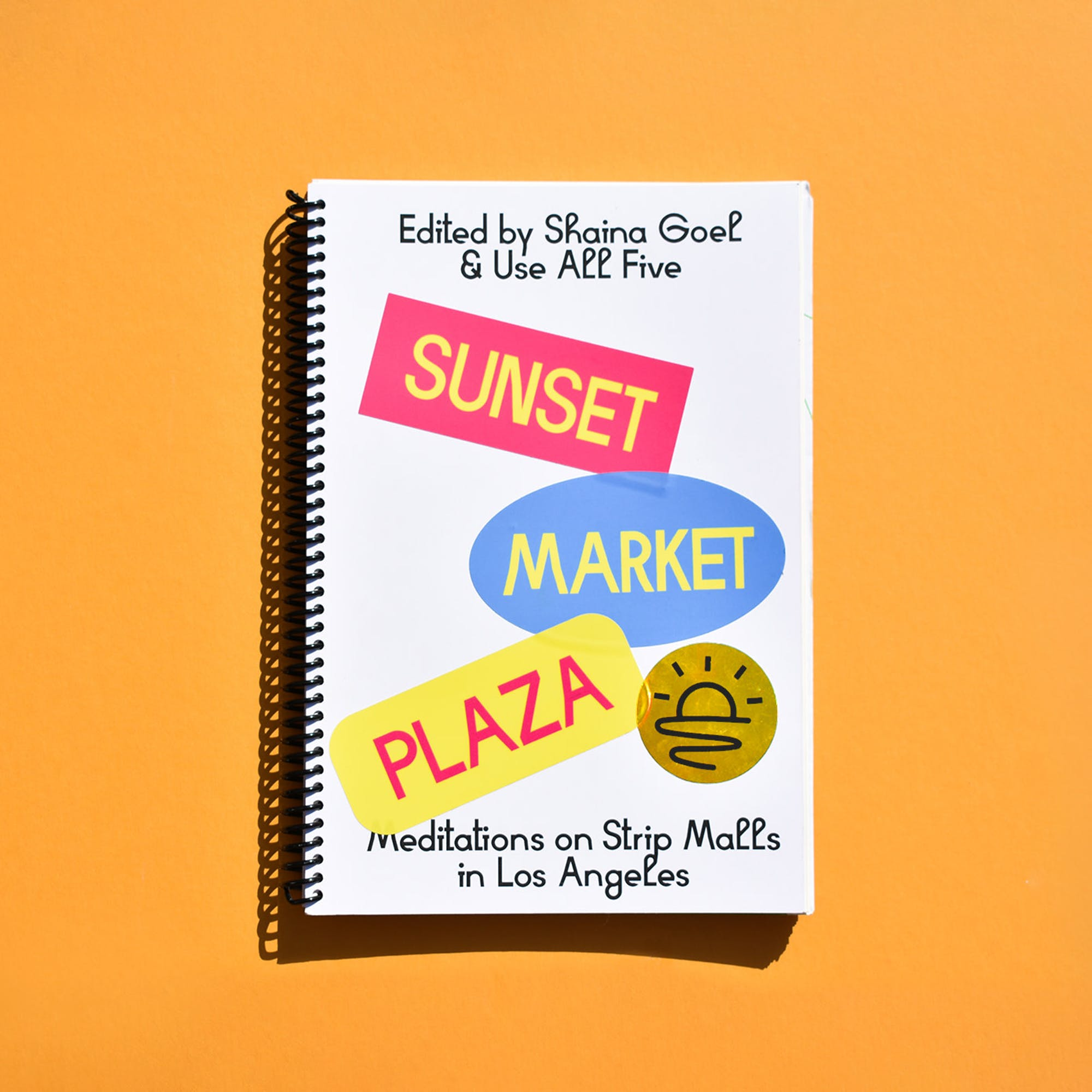Sunset Market Plaza Book Cover