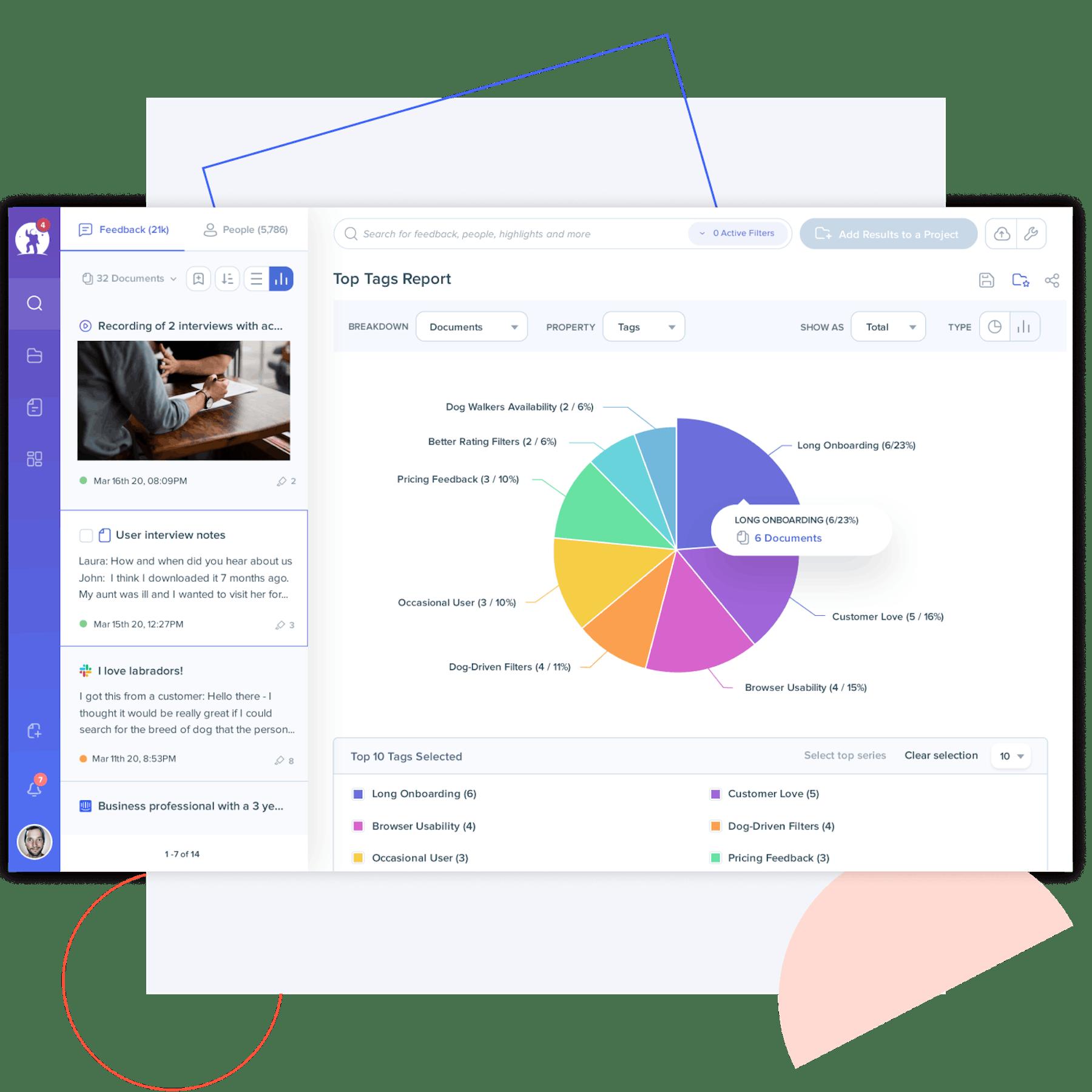 EnjoyHQ's experience insights hub