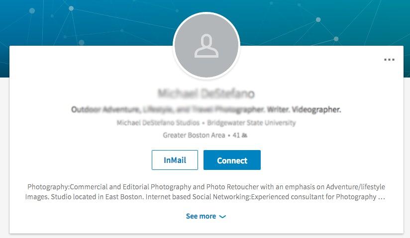 photo linkedin, profil linkedin