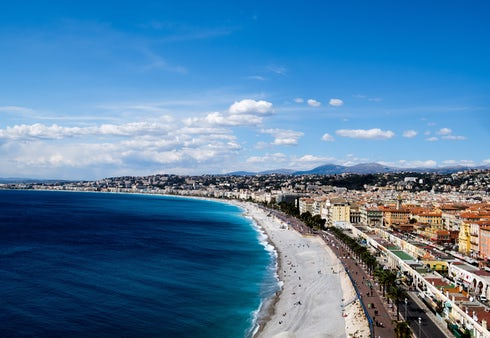 8 lieux pour un shooting photo à Nice