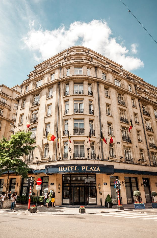 shooting photo bruxelles, shooting photo immobilier, Hotel le Plaza à Bruxelles