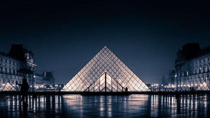 louvre paris, photographie evjf