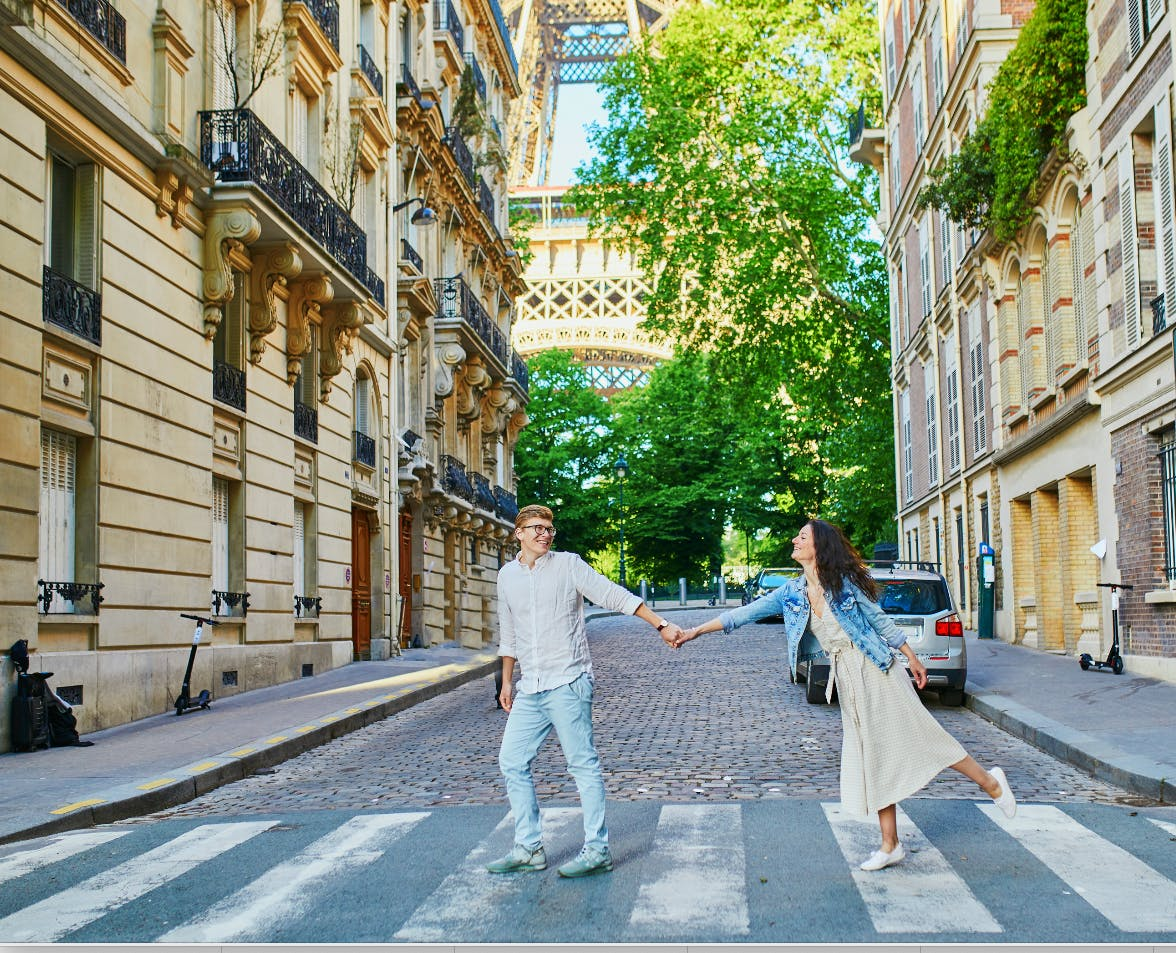 activité à Paris, Tour Eiffel