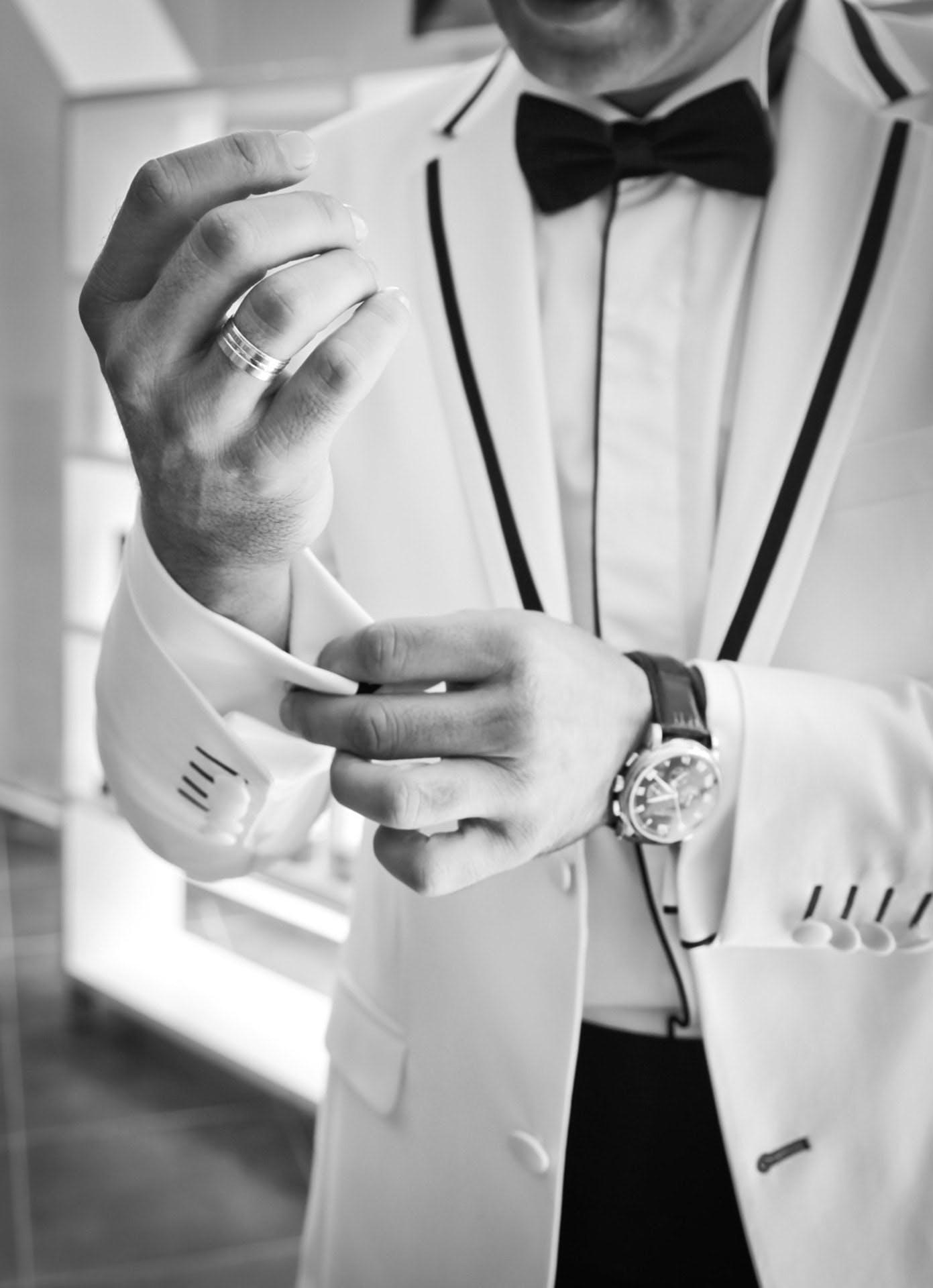 smoking homme, costume mariage smoking